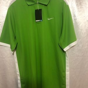 New Nike dry fit golf shirt